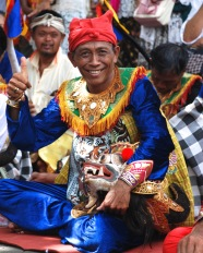 Join us at one of the many Balinese ceremonies and experience the real Bali