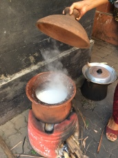 Traditional methods of cooking rice ensure the taste is fantastic.
