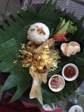 Lovely family or solo experience. Lear how to shop, prepare and make a Balinese feast :)