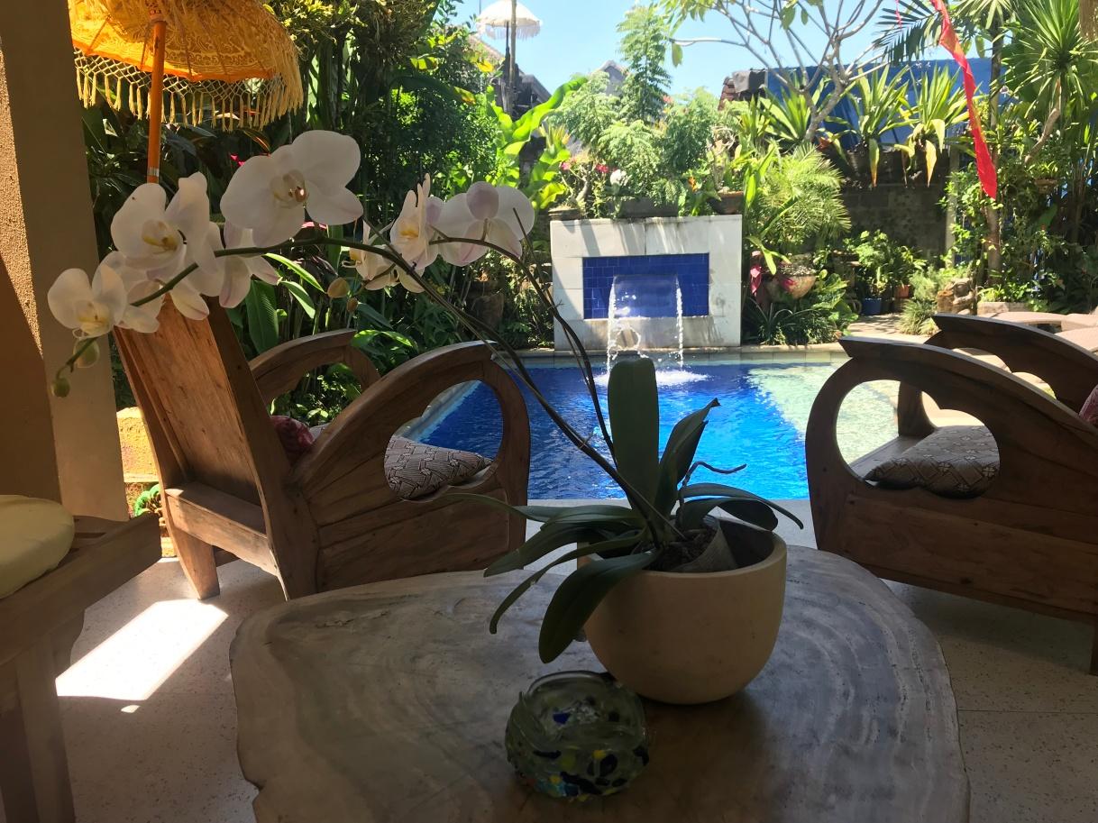 Whole Villa Rental: Angel House Ubud 3suites.
